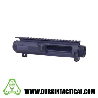 GUNTEC AR .308 CAL STRIPPED BILLET UPPER RECEIVER (GEN 2) (ANODIZED BLACK)