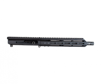 300 Blackout, 7.5 Parkerized Heavy Barrel, 1-8 Twist, Pistol Length Gas System, 7 MLOK Rail, Side Charging Upper