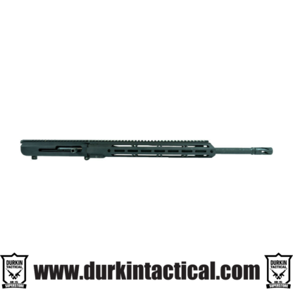 ".308, 20"" Parkerized Midweight Barrel, 1:10 Twist, Rifle Length Gas System, 15"" MLOK Split Rail"