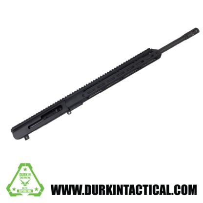 "20"" .308 Parkerized Barrel   1:10 Twist   Rifle Length Gas System   15"" MLOK Split Rail   Side Charging"