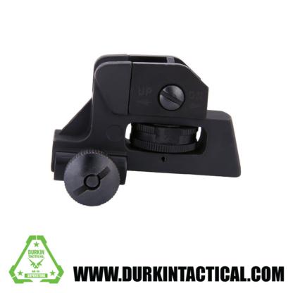 Rear Tactical Smart Aluminum Picatinny/weaver Complete Match-grade