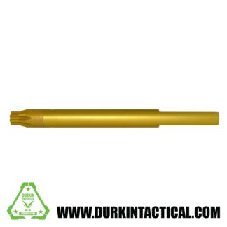 """.308 Barrel Vise Block Rod for .936"""" – AR-10 LR-308, Gold"""