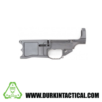 Polymer80, 308 80% Lower Receiver and Jig System - Tactical Gray