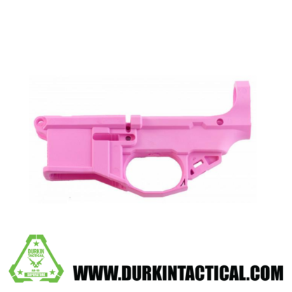 Polymer80 G150 80% Lower with Jig System - Pink