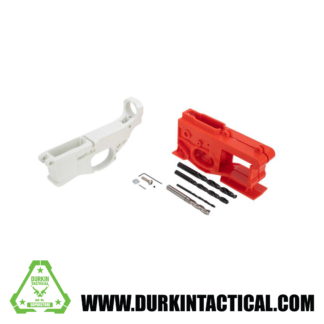 Polymer80 G150 80% Lower with Jig System - White
