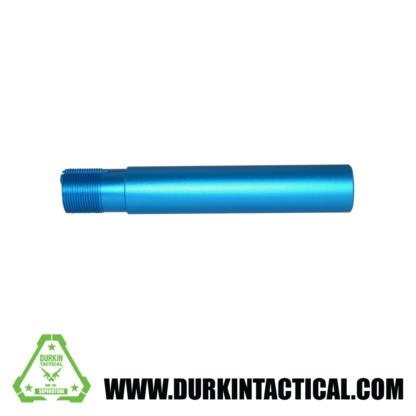 "AR-15 Pistol Buffer Tube, 7.3"" Blue Anodized"