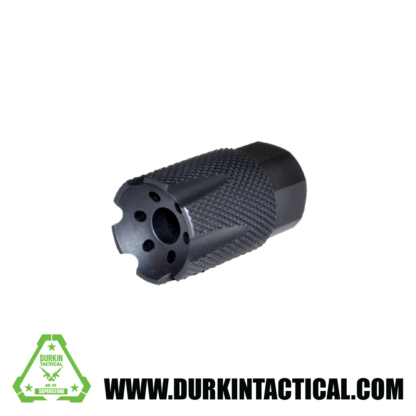"1/2""x28 Muzzle flash forwarder for AR-15, Aluminun, no nut or crush washer"