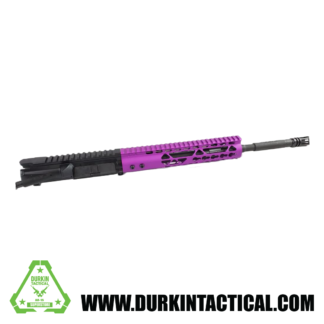 Purple ColorRUSH Series 5.56 Assembled Upper