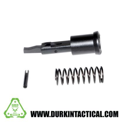 AR .223/5.56/.308 Premium Forward Assist Assembly, 6082 Anodized Aluminum, Black