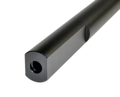 "223 Barrel Vise Block Rod for .750"" - AR-15, Black Angle"