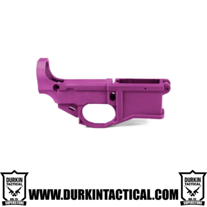 Polymer80 G150 80% Lower With Jig System - Purple