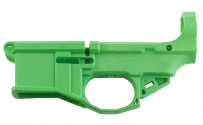 Polymer80 G150 80% Lower with Jig System - Zombie Green