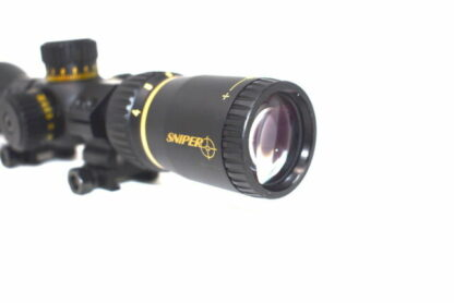 Sniper VT 4-16x40 Mfpsa First Focal Plane Rifle Scope Side Parallax Adjustment Front