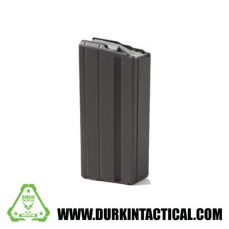 ASC 6.8 SPC AR-15 Magazine 15 Round Stainless Steel Black