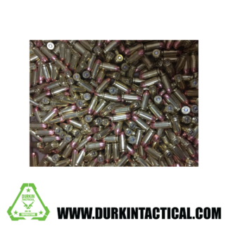 500 rounds 40 S&W 180GR