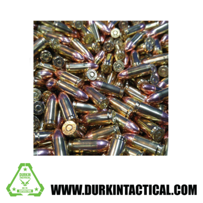 500 round can 9mm 147GR Ammo