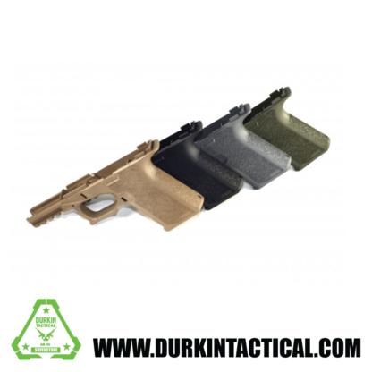 PF940C 80% Compact Polymer Pistol Frame Kit (Gray)
