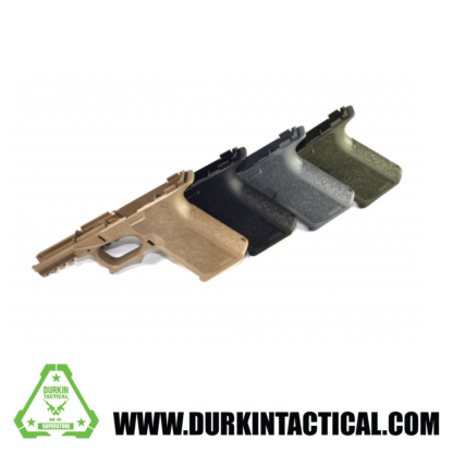 PF940C 80% Compact Polymer Pistol Frame Kit (OD Green)