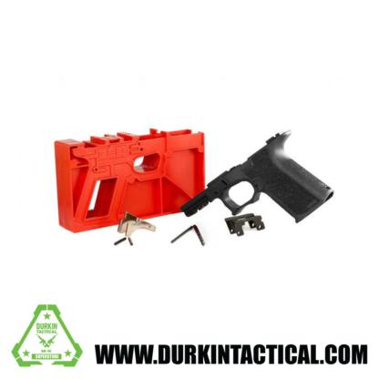 PF940C 80% Compact Polymer Pistol Frame Kit (Black)