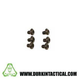 SCREWS FOR AR-15 FREE FLOATING HANDGUARD BARREL NUT (6 PACK)
