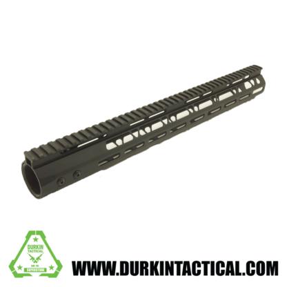 "AR-308 10"" Super Slim M-LOK Gen II Free Float Handguard"
