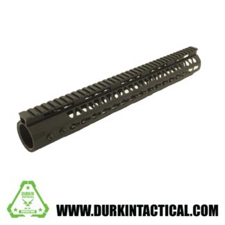 """AR-308 10"""" Ultralight Keymod Gen II Free Float Handguard"""