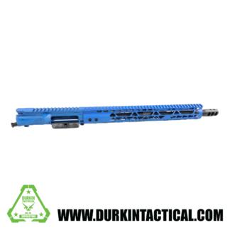 "16"" 5.56/.223 Royal Blue Upper / Build Kit ** BLEM**"