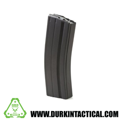 ASC 6.8 SPC AR-15 Mag 25 Round Stainless Steel Black