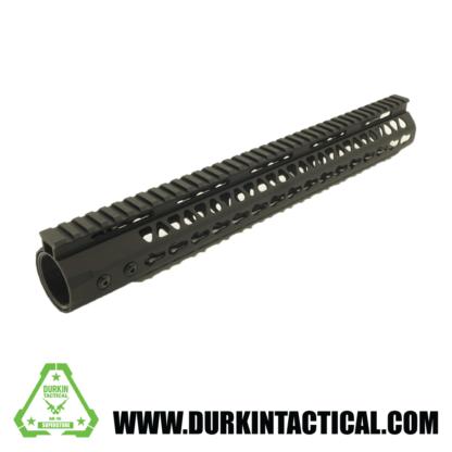 """AR-308 17"""" Ultralight Keymod Gen II Free Float Handguard"""