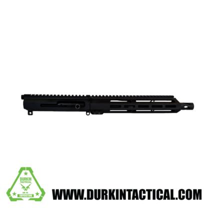 "6.5 Grendel, 10.5"" Black Nitride Heavy Barrel, 1:8 Twist, Pistol Length Gas System, 10"" MLOK Split Rail|Side Charging Upper"
