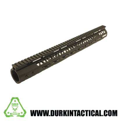 """AR-308 17"""" Ultralight M-LOK Gen II Free Float Handguard"""