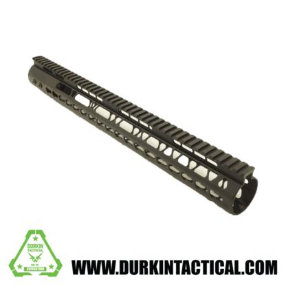 "AR-308 17"" Super Slim KeyMod Gen II Free Float Handguard"