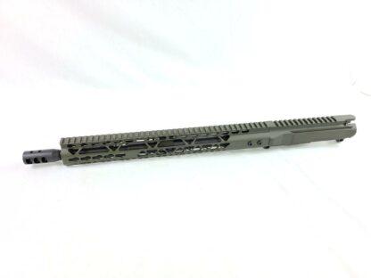 16 5.56:.223 Alligator Green Upper : Build Kit