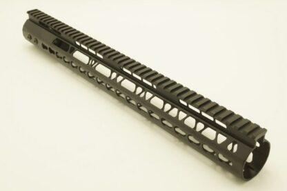 AR-308 17 Super Slim KeyMod Gen II Free Float Handguard