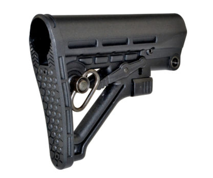 Mil-Spec Adjustable Stock w: QR Sling Adapter