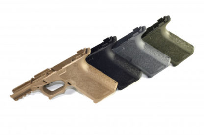 PF940C 80% Compact Polymer Pistol Frame Kit Colors