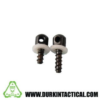 "3/4"" Long Swivel Sling Wood Screw Studs"