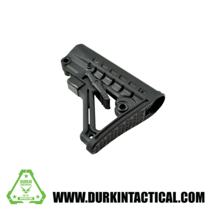 Commercial Adjustable Stock - Black
