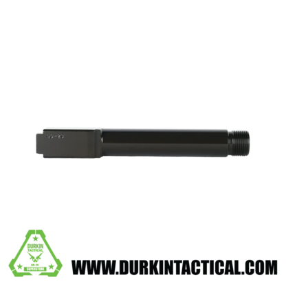 .40 S&W Glock 23 Replacement Barrel   Black Nitride Finish   UNBRANDED   THREADED