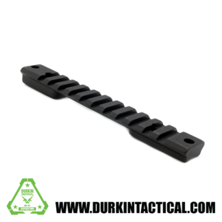 Remington 700 Short Action 20 MOA Multi Slot Scope Base