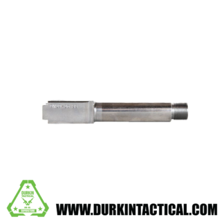 9MM Glock 26 Replacement Barrel / stainless steel / threaded / unbranded