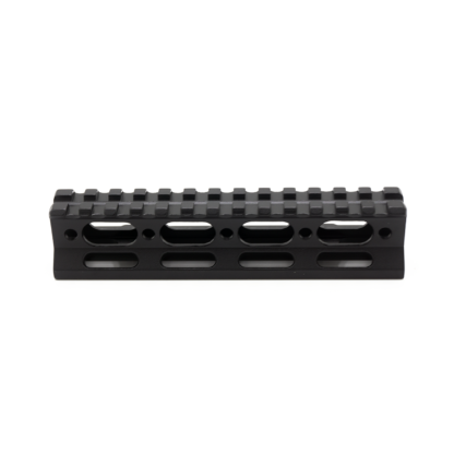 "1"" Picatinny Riser Mount 13 Slot Aluminum | Black"