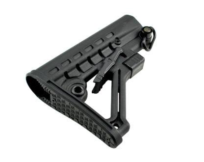 Commercial Adjustable Stock - Black