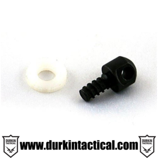 "3/4"" Long Swivel Sling Wood Screw Studs (Set of 2)"