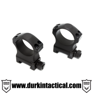 "AM 30mm Tactical Scope Rings High 1.5"" Height"