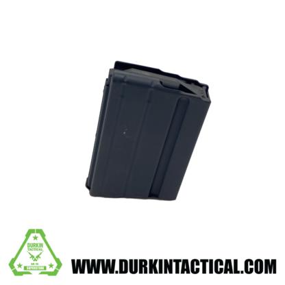 AR-15 7.62x39 Magazine 5 Round | Stainless Steel Black Marlube