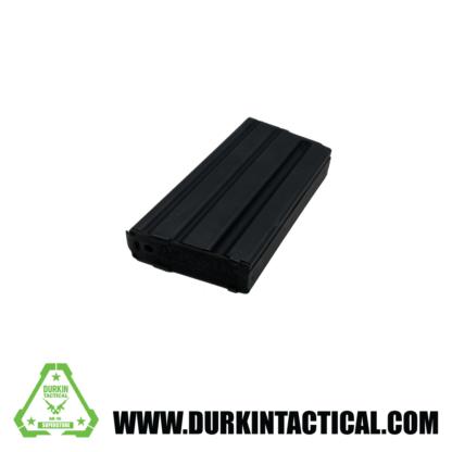 AR-15 20 Round Magazine .223/5.56 | Stainless Steel Black