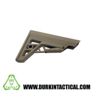 TacLite Mil Spec AR-15 | AR-10 Stock | Flat Dark Earth