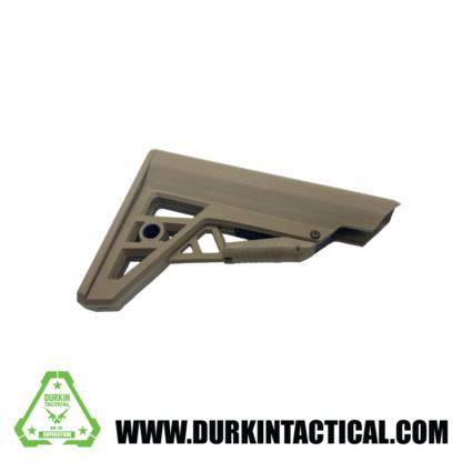 TacLite Mil Spec AR-15   AR-10 Stock   Flat Dark Earth