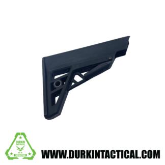 TacLite Mil Spec AR-15 | AR-10 Stock | Black